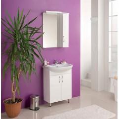 Комплект мебели для ванной Акватон Онда 60 белый