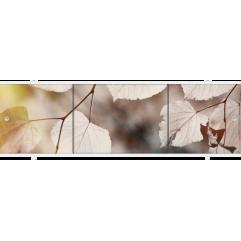 Экран под ванну раздвижной 150 см Метакам Премиум АРТ ПО осень