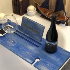 Подставка на ванну BathComfort Синий