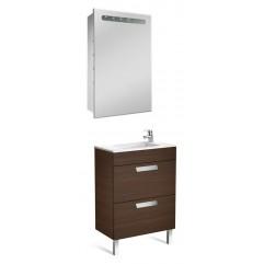 Комплект мебели для ванной Roca Debba 60 венге