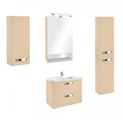 Комплект мебели для ванной Roca Gap 60 бежевый