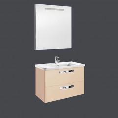 Комплект мебели для ванной Roca Gap 80 бежевый