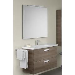 Комплект мебели для ванной Roca Gap 80 тиковое дерево