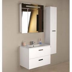 Комплект мебели для ванной Roca Victoria Nord 80 белый
