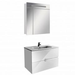 Комплект мебели для ванной Roca Victoria Nord Ice 80