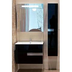 Комплект мебели для ванной Roca Victoria Nord Black 80