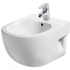 Биде подвесное Roca MERIDIAN-N, 48 см белое