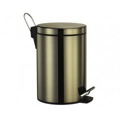Ведро для мусора 5 литров с микролифтом WasserKRAFT K-645