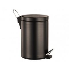 Ведро для мусора 5 литров с микролифтом WasserKRAFT K-655