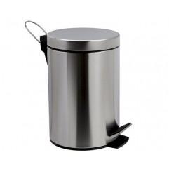 Ведро для мусора 5 литров с микролифтом WasserKRAFT K-665