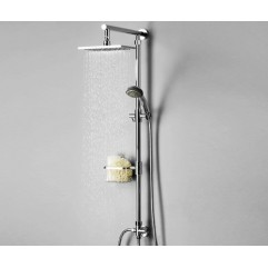 Душевой комплект 102х52 см WasserKRAFT A016