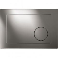Кнопка для инсталляции LINK M07, хром блестящий