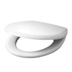 Крышка-сидение для унитаза Cersanit PARVA с микролифтом, белый