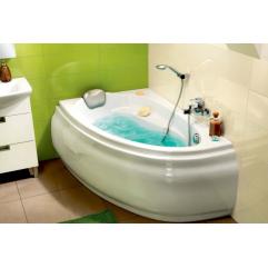 Ванна акриловая 150х95х58 Cersanit Joanna WA-JOANNA*150-L