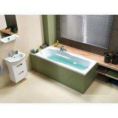 Ванна акриловая 140х70х42 Cersanit Santana WP-SANTANA*140