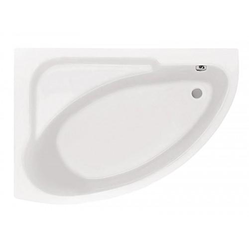 Ванна акриловая 150х100х58 Santek ГОА левая