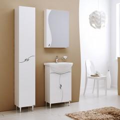Комплект мебели для ванной Alavann Софи 50 белый