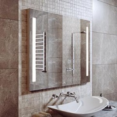 Зеркало Alavann Neve Duo 100 (1000х800)