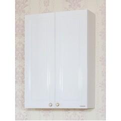 Шкаф навесной двустворчатый Анна 65 белый