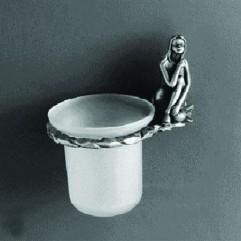 Ерш для унитаза Art&Max JUNO AM-0711-T