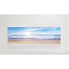 Экран под ванну 170 см. Alavann Print закат (раздвижной)