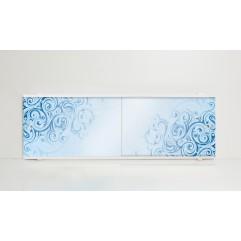 Экран под ванну 170 см. Alavann Print узор (раздвижной)