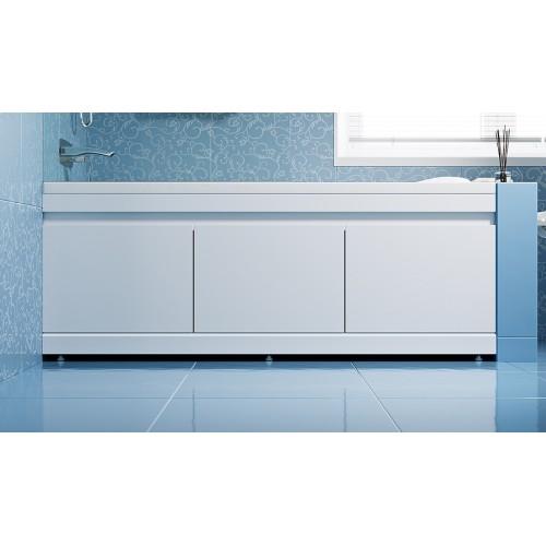 Экран под ванну 150 см. Alavann Soft белый (откидной)