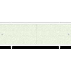 Экран под ванну 150 см. Метакам Кварт зеленый иней