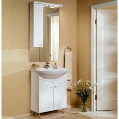 Комплект мебели для ванной Акватон Домус 65 белый