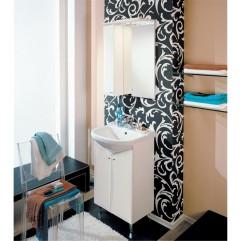 Комплект мебели для ванной Акватон Джимми 57 У белый