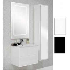 Комплект мебели для ванной Акватон Римини 60 белый