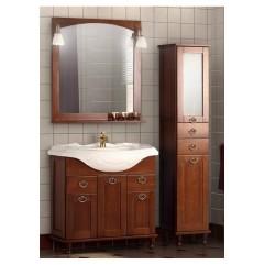 Комплект мебели для ванной Roca America 85 орех