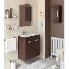 Комплект мебели для ванной Roca Debba 50 венге