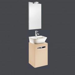 Комплект мебели для ванной Roca Gap 45 бежевый