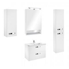 Комплект мебели для ванной Roca Gap 70 белый