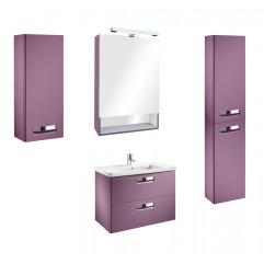 Комплект мебели для ванной Roca Gap 70 фиолетовый