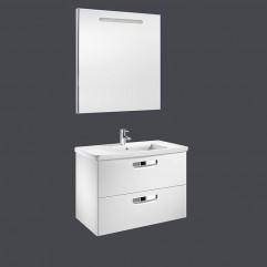 Комплект мебели для ванной Roca Gap 80 белый