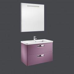 Комплект мебели для ванной Roca Gap 80 фиолетовый