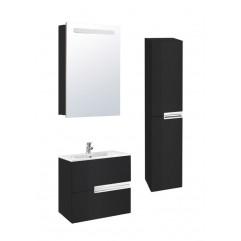 Комплект мебели для ванной Roca Victoria Nord Black 60