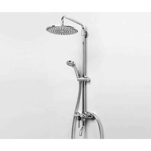 Душевой комплект со смесителем для ванны 84/125х58 см WasserKRAFT A14401